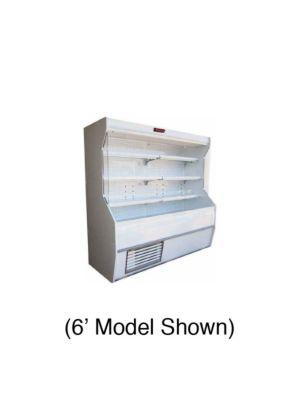 "Howard McCray SC-D32E-3-LED Dairy Open Refrigerator Case/Merchandiser 38"""