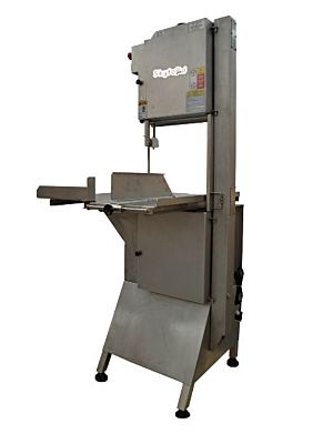 Skyfood SI-282HDE-1 Stainless Steel Heavy Duty Meat / Bone / Band Saw - Single Phase