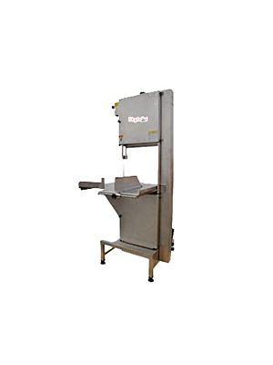 Skyfood SI-315HDE-2 Stainless Steel Heavy Duty Floor Model Meat & Bone Saw - Three-Phase