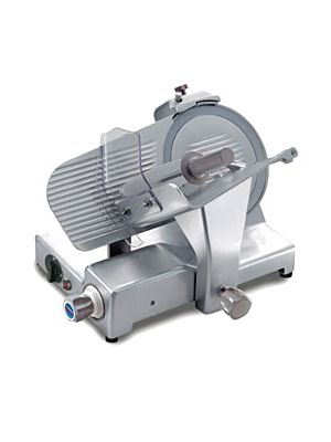 """Sirman 15304C0G08WNA Canova 300 Electric Meat Slicer, W 12"""" Blade - Made In Italy!"""