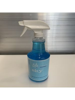SANTEC SKY BLUE 32 oz. Streak-Free Glass Cleaner (IN-STORE PICK UP ONLY)