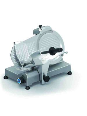 """Sirman 15303528 Mirra 300 Plus Electric Meat Slicer, W 12"""" Blade - Made In Italy!"""