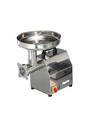 Skyfood SMG12 Countertop Stainless Steel Meat Grinder with #12 Hub