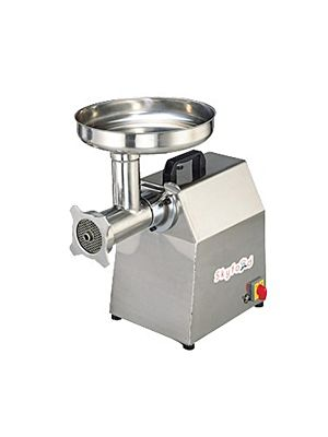 Skyfood SMG22 Countertop Stainless Steel Meat Grinder with #22 Hub