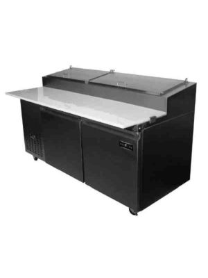 """Spartan SPR-72 Two (2) Door  Pizza Prep Table -71"""""""