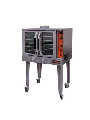 MVP Group Sierra SRCO Single Deck Gas Convection Oven - 54,000 BTU