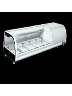 "Spartan SSC-53 53"" Countertop Refrigerated Sushi Display Case"