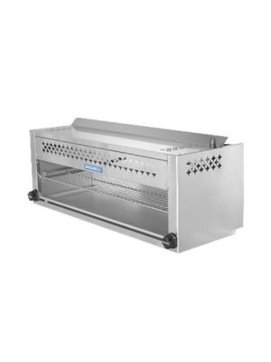 Turbo Air TACM-48 Radiance Series Stainless Steel Gas Cheesemelter - 40,000 BTU