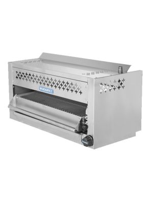 "Turbo Air TASM-24 Radiance Series 24"" Stainless Steel Salamander - 25,000 BTU"