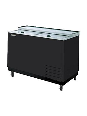 "Turbo Air TBC-50SB-GF-N 50"" Self-Contained Glass Chiller & Froster - FREE SHIPPING WITHOUT LIFTGATE"