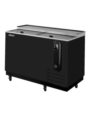 "Turbo Air TBC-50SB-N6 50"" Self-Contained Bottle Cooler - FREE SHIPPING WITHOUT LIFTGATE"