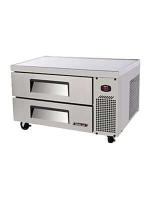Turbo Air TCBE-36SDR-N6 Super Deluxe Chef Base Refrigerator - FREE SHIPPING WITHOUT LIFTGATE