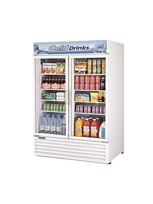 Turbo Air TGM-50RS-N Glass Door Refrigerated Merchandiser - FREE SHIPPING WITHOUT LIFTGATE