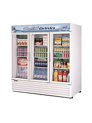 Turbo Air TGM-72RS-N Glass Door Refrigerated Merchandiser - FREE SHIPPING WITHOUT LIFTGATE