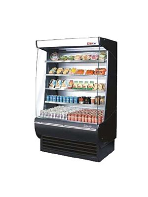 Turbo Air TOM-36-DXB-N Extra Deep Vertical Open Display Merchandiser - FREE SHIPPING WITHOUT LIFTGATE