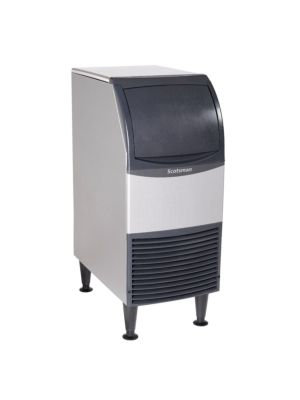 Scotsman UN0815A-1 Under-counter 80 lbs. Nugget Style Ice Machine