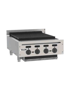 """Vulcan VACB25-201 24"""" Achiever Charbroiler, Propane - Free Shipping Without Liftgate!"""