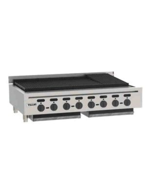 """Vulcan VACB47-101 47"""" Achiever Charbroiler, Natural Gas - Free Shipping Without Liftgate!"""
