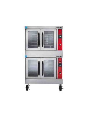 Vulcan VC44GD Double Deck Convection Oven, Gas 88,000 BTU