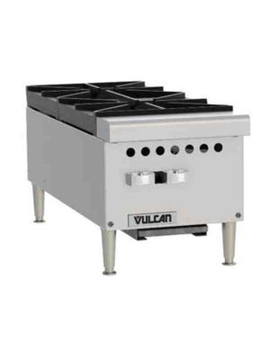 "Vulcan VCRH12-1 12"" Medium Duty Countertop Hotplate - Free Shipping Without Liftgate!"