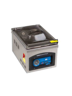"VacMaster VP215 Chamber Vacuum Packaging Machine with 10"" Seal Bar"