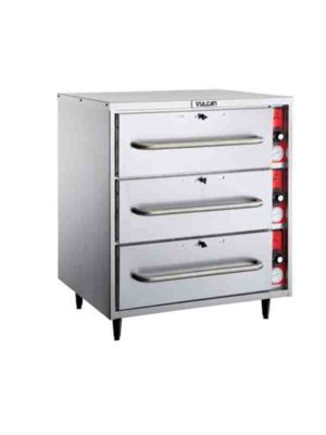 Vulcan VW3S-1M0ZX Warming Drawer, Free Standing  3 Drawer - 45 Gallon Free Shipping Without Liftgate!