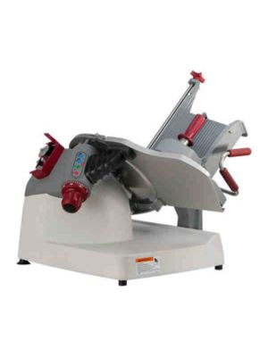 "Berkel X13A-PLUS 13"", 1/2 HP Automatic Gravity Feed Slicer - Free Shipping Without Liftgate!"