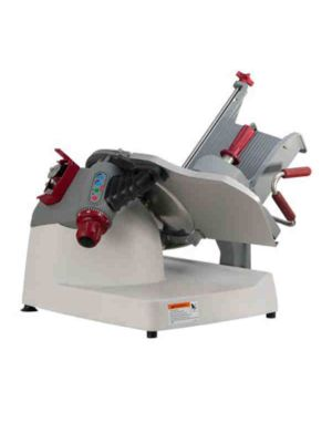 "Berkel X13AE-PLUS 13"", 1/2 HP Automatic Gravity Feed Slicer - Free Shipping Without Liftgate!"