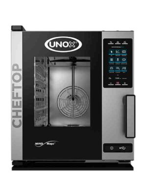 Unox XACC-0513-EPR Electric Countertop Oven with Installation Kit