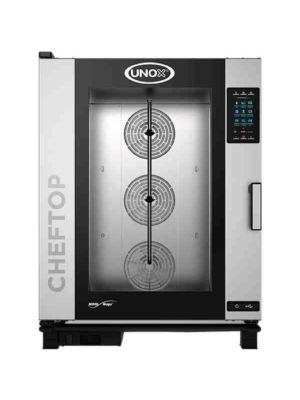 Unox XAVC-10FS-GPR Countertop Combi Oven, Gas with Installation Kit