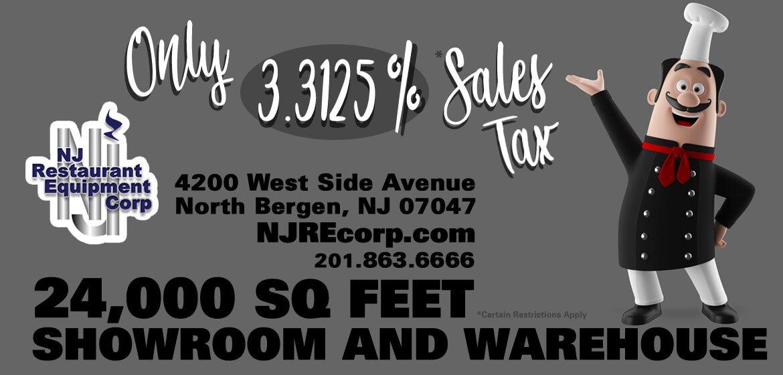 NJRE- New Jersey Restaurant Equipment Online Store