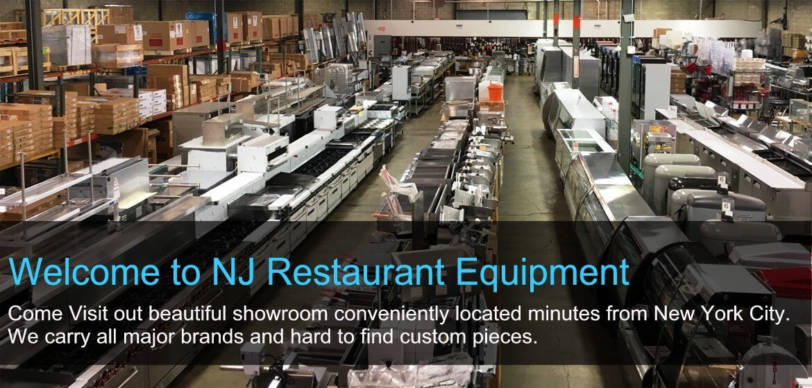 Welcome to NJ Restaurant Equipment
