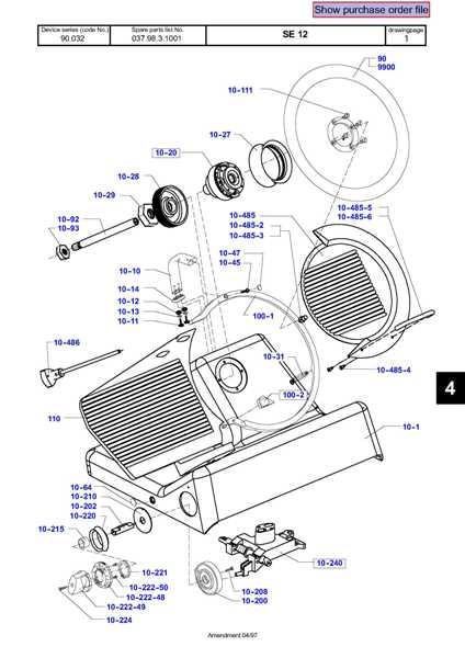 SE12.SpecSheet.3 refurbished bizerba se12 manual gravity feed meat cheese slicer bizerba se12 wiring diagram at bayanpartner.co